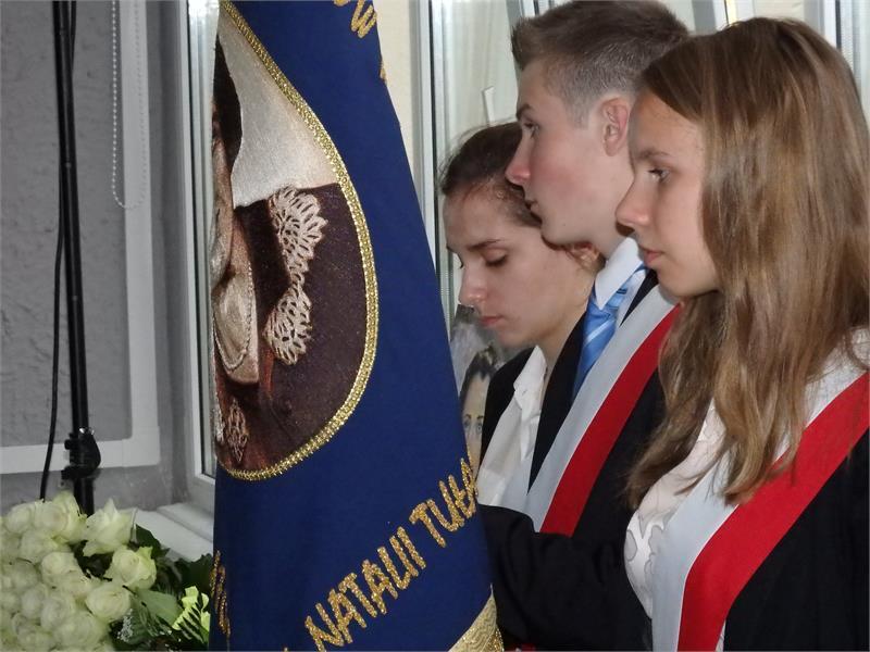 Uroczystość Zakończenia Roku Szkolnego 2014/2015